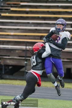 20170331 - Kha Vo - Laurier Football scrimmage vs Guelph_-97