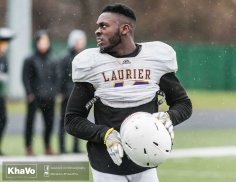 20170406 - Kha Vo - Laurier Football scrimmage vs UW_-103