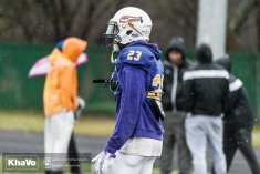20170406 - Kha Vo - Laurier Football scrimmage vs UW_-127