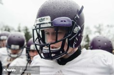 20170406 - Kha Vo - Laurier Football scrimmage vs UW_-47