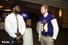 20170428 - Kha Vo - Laurier Football Dinner 2017-18