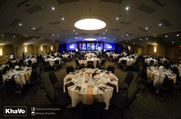20170428 - Kha Vo - Laurier Football Dinner 2017