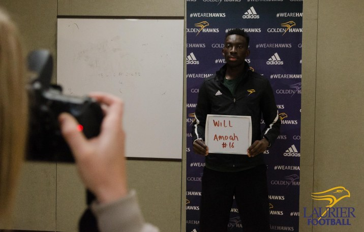 20170810 - Laurier Football Camp 2017_