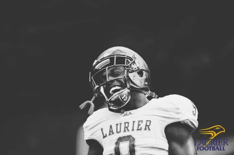 Kha Vo - Laurier Football 2017 Week 1 Practice_-35