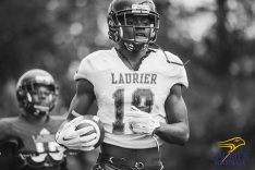 Kha Vo - Laurier Football 2017 Week 1 Practice_-41