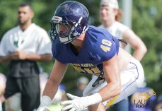 Kha Vo - Laurier Football 2017 Week 1 Practice_-86