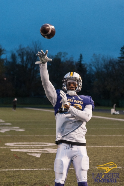 20171102 - Kha Vo - Laurier Football 2017-19