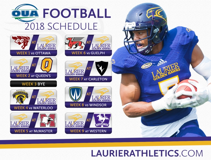 Schedule - 2018 OUA Football