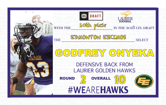 Godfrey CFL draft